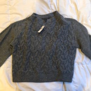 NWT XS Banana Republic bell sleeve sweater